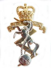 REME - Cap badge
